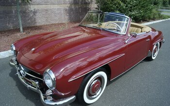 1959 Mercedes-Benz 190SL for sale 100866693