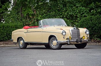 1959 Mercedes-Benz 220S for sale 101022457