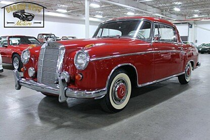 1959 Mercedes-Benz 220S for sale 100880236