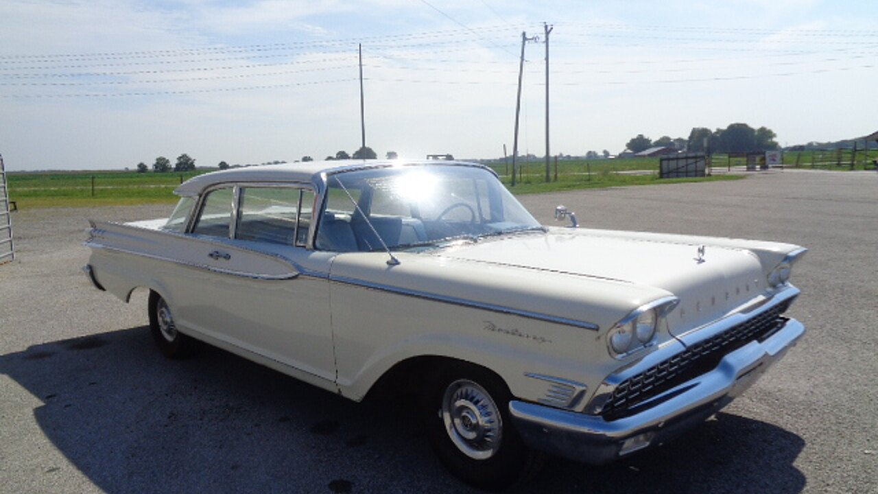 1959 mercury monterey for sale near staunton illinois 62088 classics on autotrader. Black Bedroom Furniture Sets. Home Design Ideas