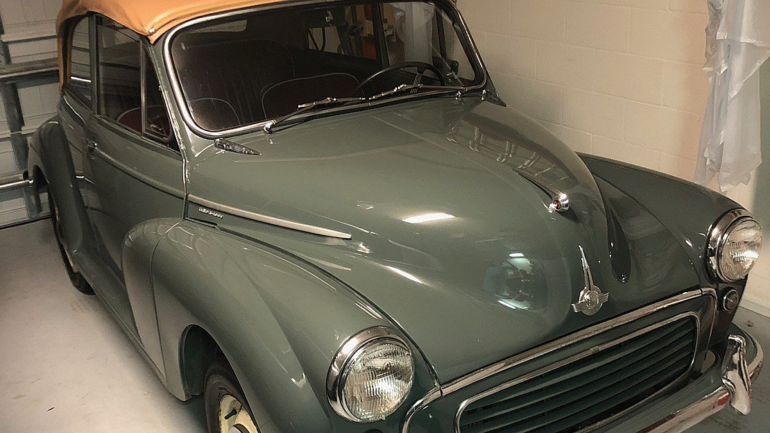 1959 Morris Minor Cooper for sale 101008769