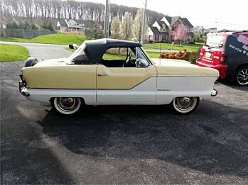 1959 Nash Metropolitan for sale 100836793