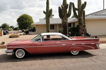 1959 Pontiac Bonneville for sale 100746112