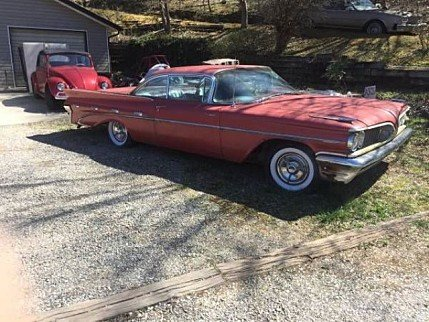 1959 Pontiac Bonneville for sale 100851153