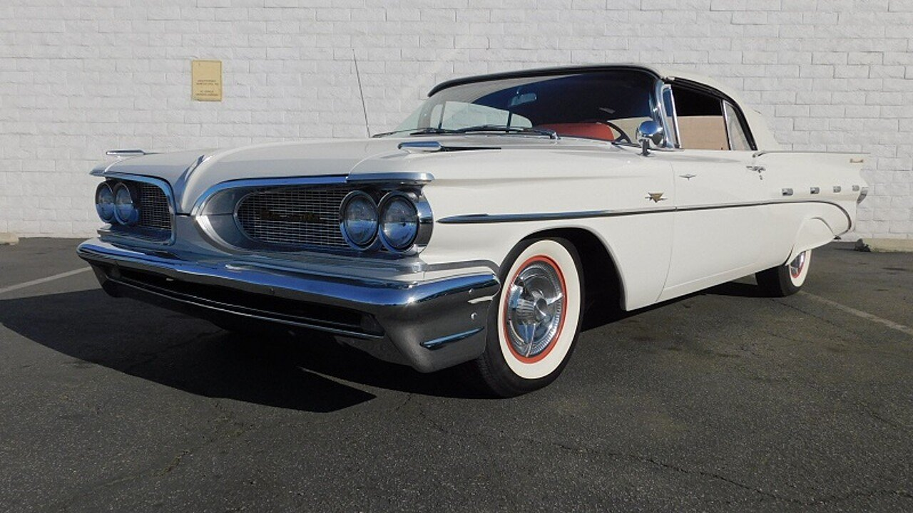 1959 Pontiac Bonneville for sale 100927542