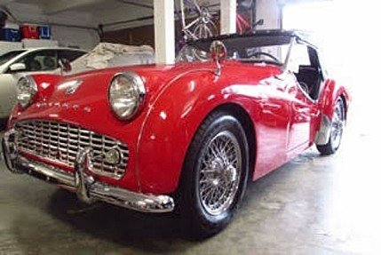 1959 Triumph TR3A for sale 100749384