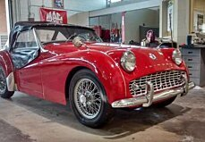 1959 Triumph TR3A for sale 100792065