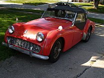 1959 Triumph TR3A for sale 101030932