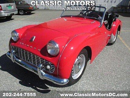 1959 Triumph TR3A for sale 100871445