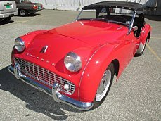 1959 Triumph TR3A for sale 100871445