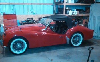 1959 Triumph TR3A for sale 100873507