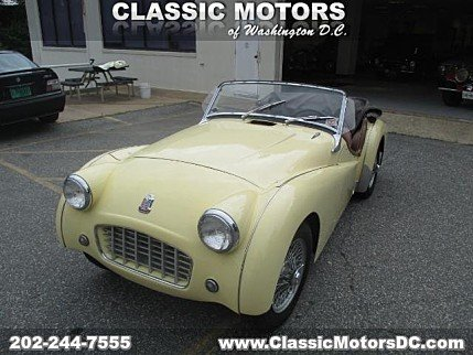 1959 Triumph TR3A for sale 100886584