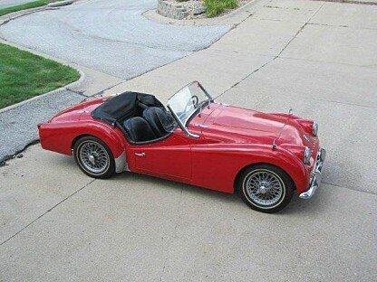 1959 Triumph TR3A for sale 100898333