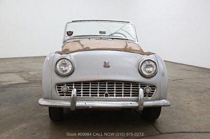 1959 Triumph TR3A for sale 101018162