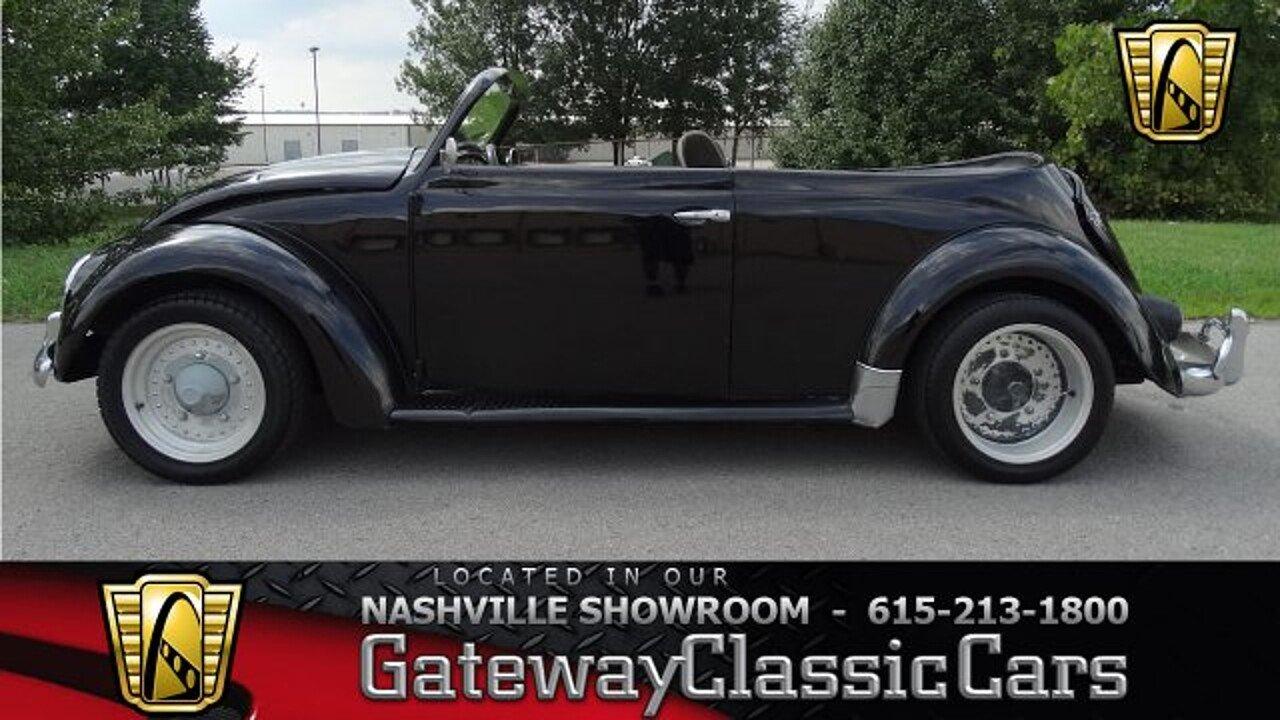 1959 Volkswagen Beetle for sale near O Fallon, Illinois 62269 ...