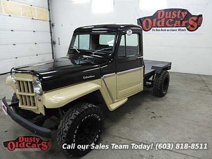 1959 Willys Other Willys Models for sale 100774438