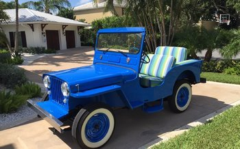 1959 Willys Other Willys Models for sale 100798544