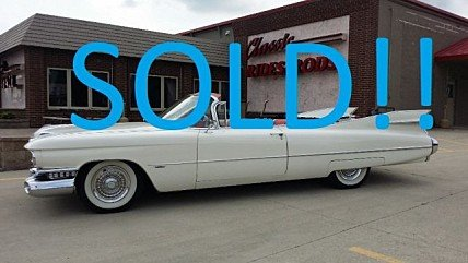 1959 cadillac Series 62 for sale 100831716