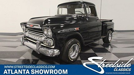 1959 chevrolet 3100 for sale 100975642