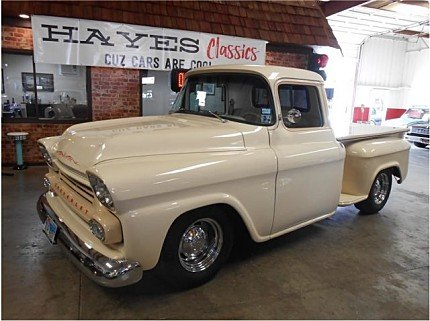 1959 chevrolet Apache for sale 100970626