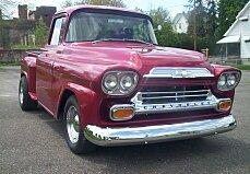 1959 chevrolet Apache for sale 101001211