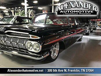 1959 chevrolet Bel Air for sale 100851593