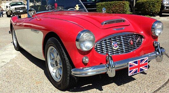 1960 Austin-Healey 3000 for sale 100736329
