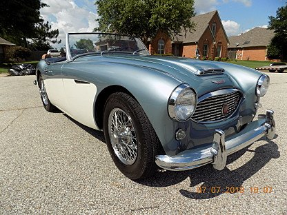 1960 Austin-Healey 3000 for sale 101009044