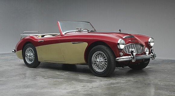 1960 Austin-Healey 3000 for sale 101044288