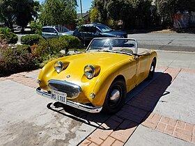 1960 Austin-Healey Sprite for sale 101003172