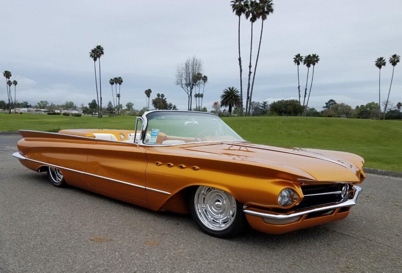 Classic Cars For Sale California Usa: 1960 Buick Custom For Sale Near Orange, California 92867