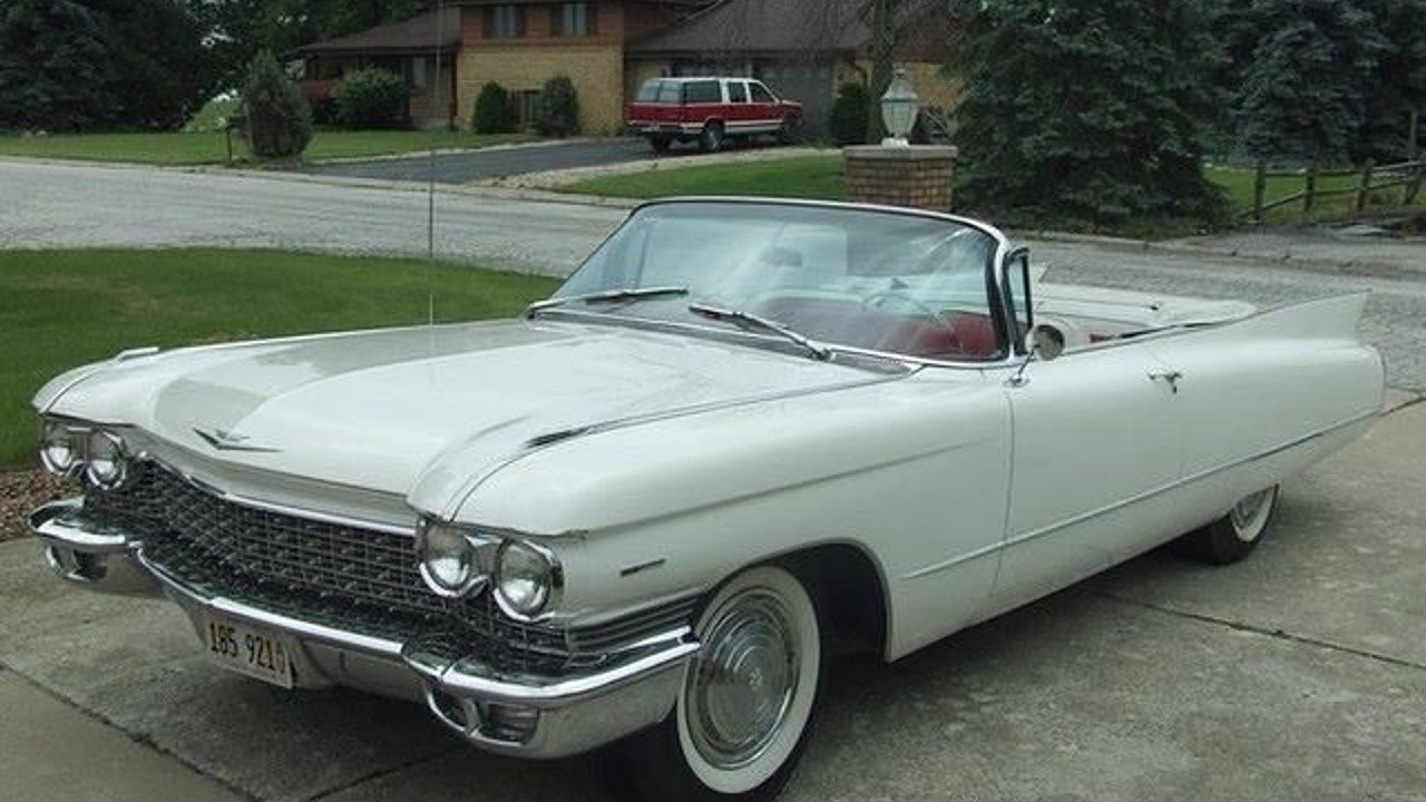 1960 Cadillac De Ville Clics for Sale - Clics on Autotrader