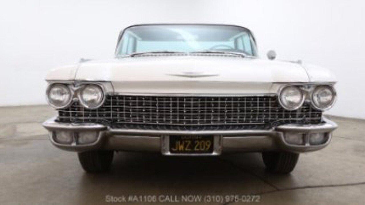 1960 Cadillac De Ville for sale near Los Angeles, California 90063 ...