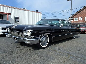 1960 Cadillac De Ville for sale 100984428