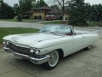 1960 Cadillac De Ville for sale 100880669