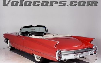 1960 Cadillac De Ville for sale 100954273