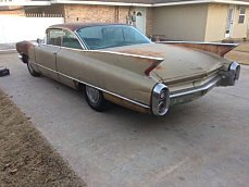 1960 Cadillac De Ville for sale 100961485