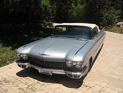 1960 Cadillac Eldorado for sale 100906662