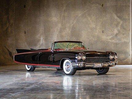 1960 Cadillac Eldorado for sale 101002222