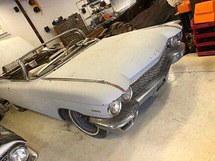 1960 Cadillac Eldorado for sale 101017661