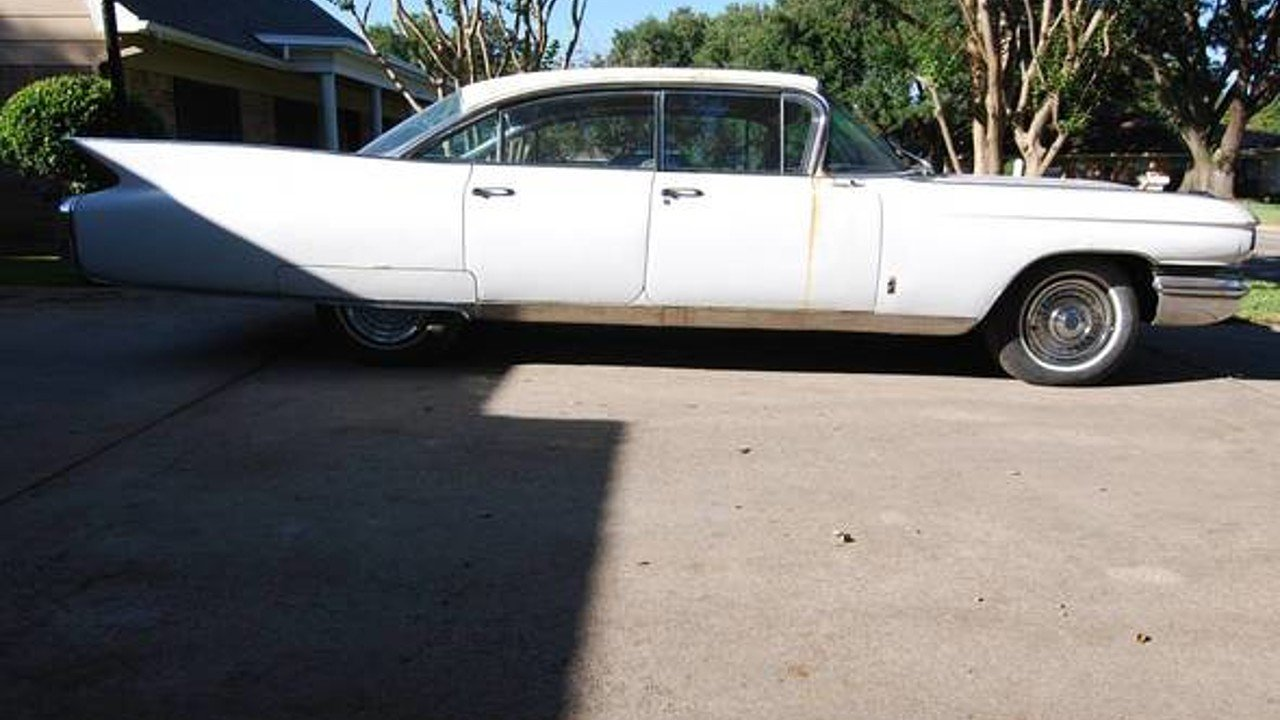 1960 Cadillac Fleetwood for sale 100812342