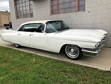 1960 Cadillac Fleetwood for sale 100870583