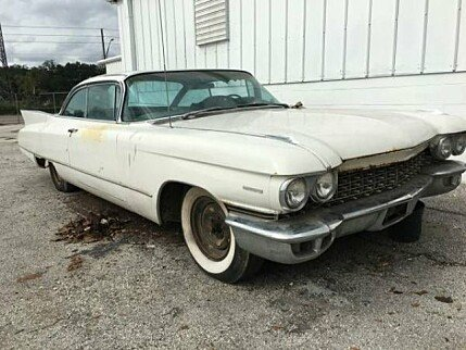 1960 Cadillac Other Cadillac Models for sale 100865706