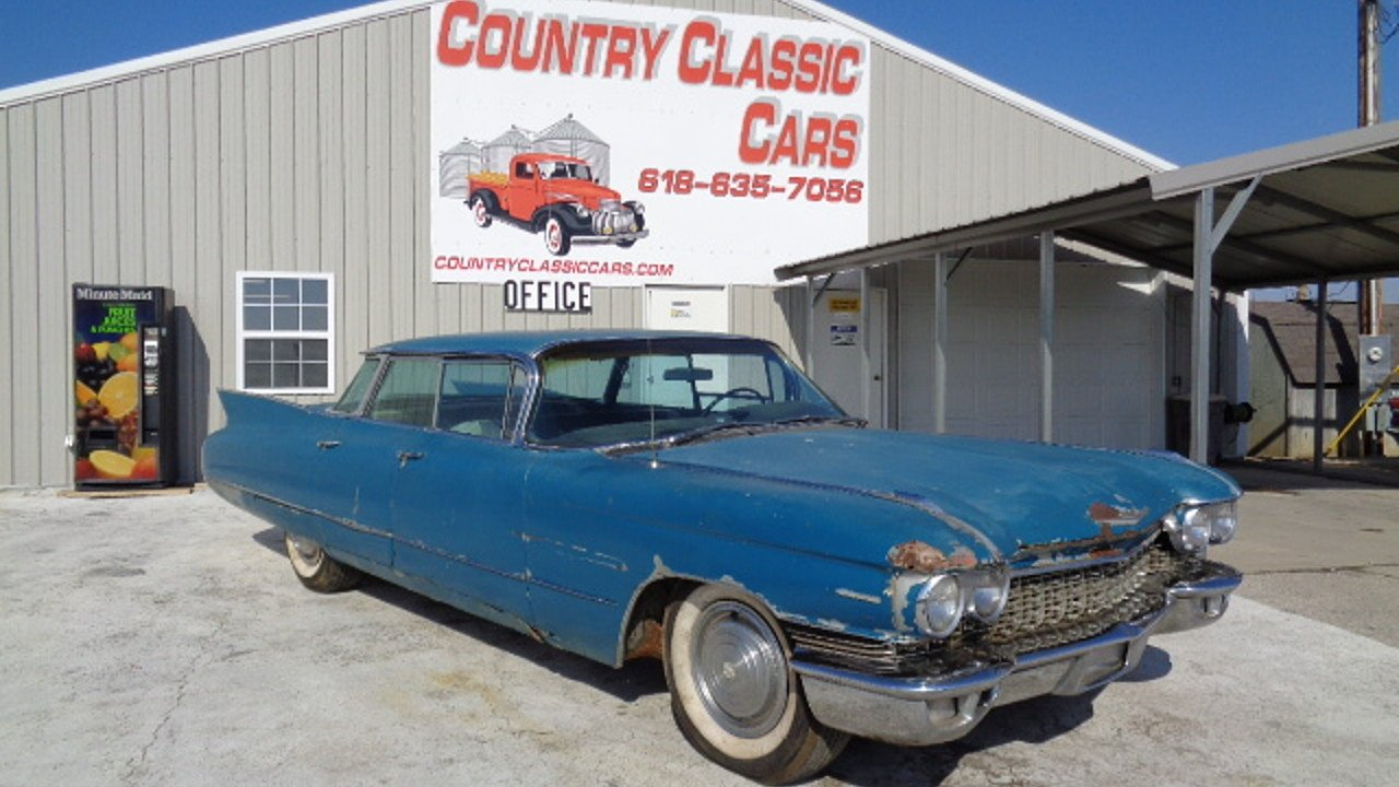 1960 Cadillac Other Cadillac Models for sale near Staunton, Illinois ...