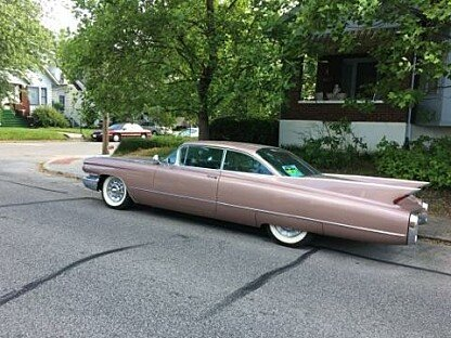 1960 Cadillac Series 62 for sale 100750742