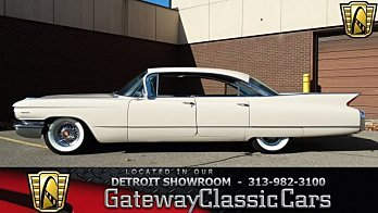 1960 Cadillac Series 62 for sale 100739083