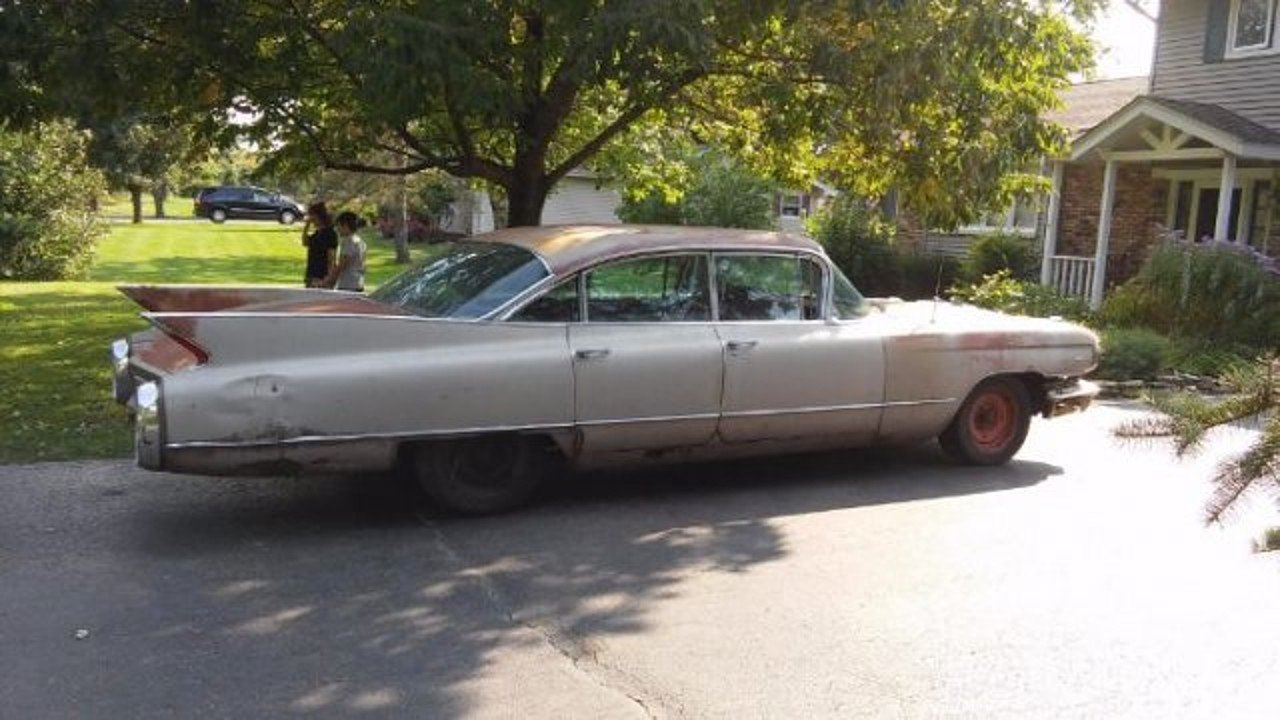 1960 Cadillac Series 62 For Sale Near Michigan 49601 1951 Coupe 100912625