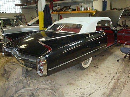 1960 Cadillac Series 62 for sale 100837035
