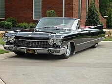 1960 Cadillac Series 62 Clics for Sale - Clics on Autotrader