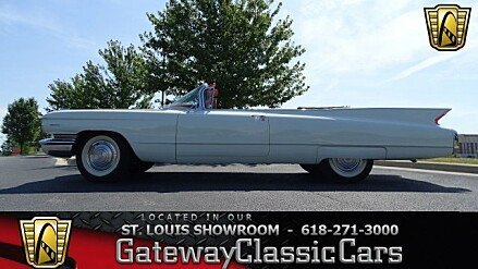 1960 Cadillac Series 62 for sale 100964482